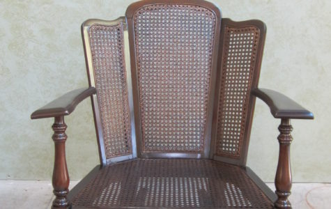 Michael Gatey rocking chair-after