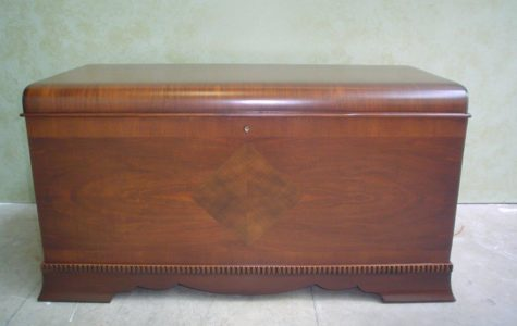 Howes's cedar chest-after